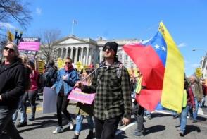 Մադուրոյի կողմնակիցները գրավել են ԱՄՆ-ում Վենեսուելայի դեսպանատունը