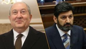 Արմեն Սարգսյանը չընտրեց Վահե Գրիգորյանին