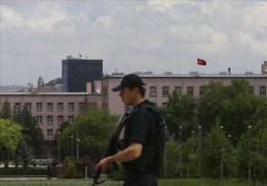 Զինված հարձակման փորձ Թուրքիայի խորհրդարանում