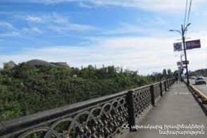 Քաղաքացին փորձել է ինքնասպան լինել` նետվելով Կիևյան կամրջից