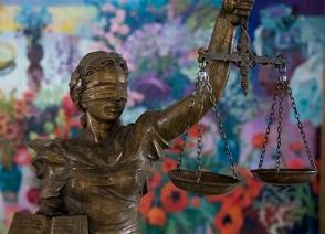 За перекрытие входов и выходов здания судов предусмотрена уголовная ответственность – правовед