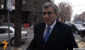 Брат Гагика Арутюняна подал в отставку с поста замдиректора СНБ Армении