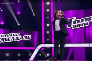 Победу в «Голос. Дети» разделили между всеми финалистами: среди победителей – Миша Григорян и Роберт Багратян (видео)