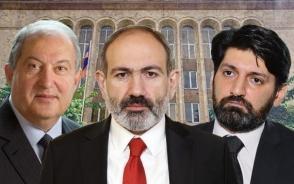 Արմեն Սարգսյանին շանտաժի՞ են ենթարկել (տեսանյութ)
