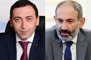 Ваагн Геворгян VS Никол Пашинян, не считая Царукяна (фото)