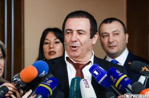 Гагик Царукян: «Представляете, что было бы, если бы я участвовал?!»