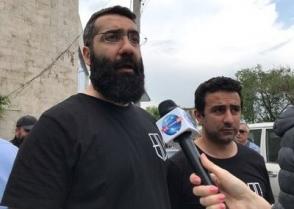 Артур Даниелян подвергнут приводу в отделение Полиции (видео)