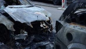 Հունաստանում հրկիզել են թուրք դիվանագետներին պատկանող ավտոմեքենաները