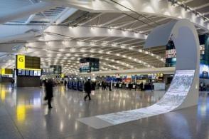 ՀՀ երկու օդանավակայաններում այս տարվա մայիսին ուղևորահոսքն աճել է 11.7 տոկոսով