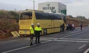 Թուրքիայում տուրիստական ավտոբուս է վթարվել. կան զոհեր
