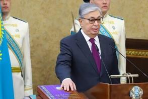 Տոկաևը ստանձնեց Ղազախստանի նախագահի պաշտոնը