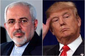 Իրանի արտգործնախարարը՝ ամերիկացիներին. «Մենք չենք բանակցի ահաբեկիչների հետ»