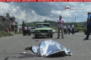 Հրազդանում 34-ամյա վարորդը վրաերթի է ենթարկել 2 հետիոտնի, որոնցից մեկը տեղում մահացել է, մյուսի վիճակն էլ ծանր է