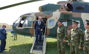 Հենց Նիկոլի տղան Արցախից տեղափոխվեց Երևան ծառայելու, այդ ուղղաթիռը շաբաթներով չշահագործվելով էլ ոչ մի տեխնիկական խնդիր չունի