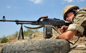 Հակառակորդը հայ դիրքապահների ուղղությամբ արձակել է ավելի քան 1000 կրակոց