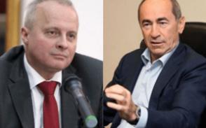 У МИД Армении нет претензий к послу Копыркину из-за встречи с Робертом Кочаряном (видео)