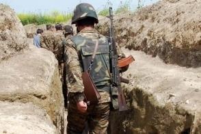 Զինծառայող Հ.Գալստյանի՝ ձախ աչքի շրջանի հրազենային վնասվածք պատճառելու կասկածանքով ձերբակալվել է ծառայակիցը