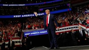 Трамп официально объявил о решении баллотироваться на второй срок