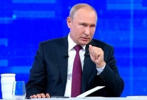 Путин сравнил потери России и ЕС от санкций