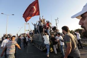 Более 200 человек в Турции получили пожизненные сроки за попытку переворота