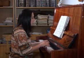 Բելլա Քոչարյանի և Սպիվակովի հիմնադրամի ջանքերով հիմնադրվել է Այրումի երաժշտական դպրոցը (տեսանյութ)