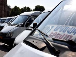 Երևան-Արմավիր երթուղու վարորդները դարձյալ գործադուլ են անում