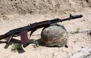 Զինծառայողը ինքնաձիգով կրակել է ինքն իրեն. ՔԿ–ն մանրամասներ է հայտնում