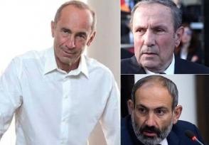 Пашинян признался, почему борется с Кочаряном