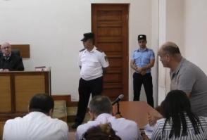 Մանվել Գրիգորյանի և Նազիկ Ամիրյանի գործով դատական նիստը (տեսանյութ)
