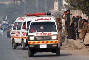 Պակիստանում ավտոբուսի վթարի հետևանքով 13 մարդ է զոհվել