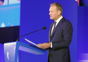 «Դուք զարմացրել եք Եվրոպային ու աշխարհին». Տուսկը` Վրաստանի ժողովրդին