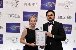 Ամերիաբանկն արժանացել է Euromoney 2019 Գերազանցության մրցանակին` որպես  տարվա լավագույն բանկը Հայաստանում