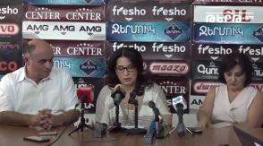 Դատարանի որոշմամբ լրատվամիջոցը 1 մլն դրամ կվճարի փոխվարչապետին. ԶԼՄ ներկայացուցիչների ասուլիսը (տեսանյութ)