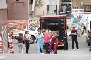 Քիմիական վթար է տեղի ունեցել Անկարայի հիվանդանոցներից մեկի լաբորատորիայում