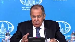 Лавров рассказал, когда РФ снимет запрет на полеты в Грузию