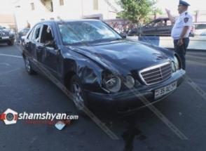 Ողբերգական վրաերթ Երեւանում․ մահացել է 13-ամյա աղջիկ․ մի քանի երիտասարդ փորձել են հաշվեհարդար տեսնել վարորդի հետ