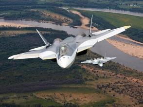 Индия выдвинула условие покупки российских истребителей пятого поколения