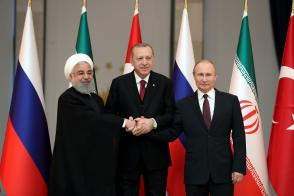 Переговоры по Сирии в Нур-Султане запланированы на 1-2 августа
