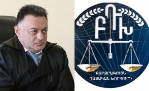 Члены Высшего судебного совета Армении встретятся с судьей Давидом Григоряном (видео)