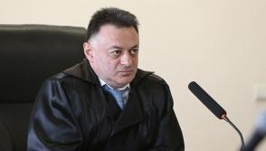 Судья по делу Кочаряна прибыл в Высший судебный совет (видео)