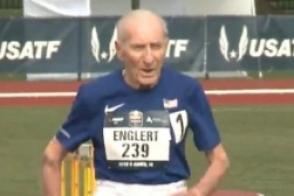 96-летний американец побил мировой рекорд в беге на 5000 м