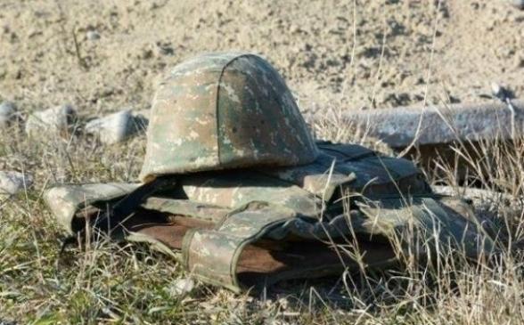 На боевой позиции обнаружено тело 19-летнего военнослужащего