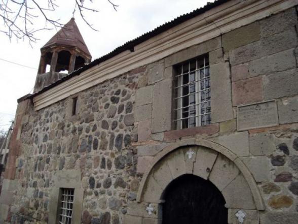 Ախալցխայում հայկական եկեղեցու գանձանակից փող են գողացել