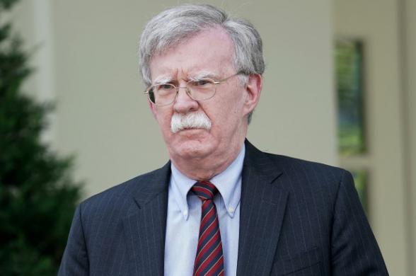 Բոլթոնի խոսքով՝ Իրանն անմիջականորեն սպառնում է Արևմտյան կիսագնդի երկրների անվտանգությանը