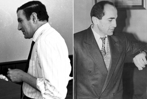 Տեր-Պետրոսյանի վենդետտան Ռոբերտ Քոչարյանի նկատմամբ արվում է Փաշինյանի ձեռքով