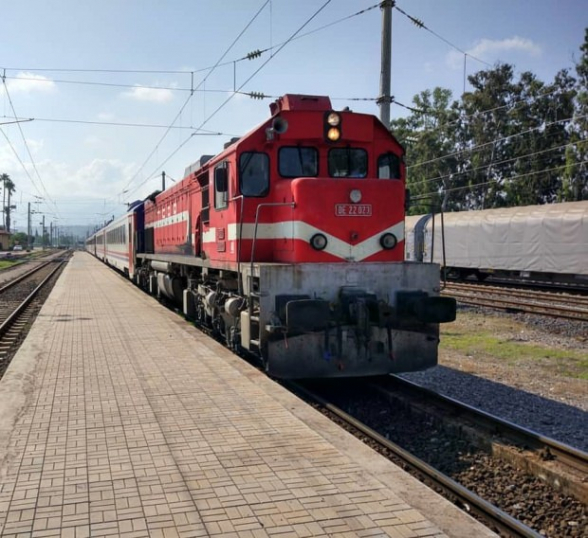 Մեկնարկում է Թուրքիա-Վրաստան-Թուրքիա բեռնատար գնացքի երթուղին