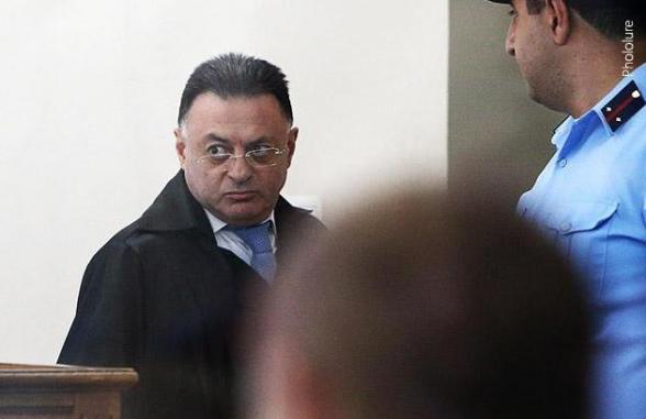 Խուզարկությունն իրականացվել է Քոչարյանի գործով փաստաթղթեր, կրիչներ հայտնաբերելու և առգրավելու համար․ փաստաբան