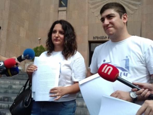 «Հանուն սոցիալական արդարության» կուսակցության անդամները նամակ են գրել Հայկ Մարությանին