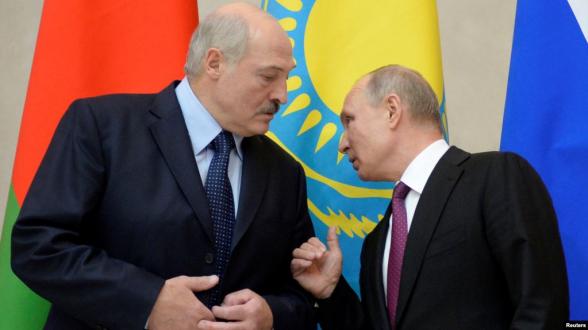 Лукашенко: «Беларусь никогда и ни за какие деньги не станет рвать отношения с братской Россией»