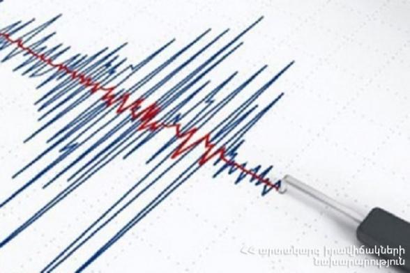 Երկրաշարժ Ադրբեջան-Ռուսաստան սահմանային գոտում. զգացվել է նաև ՀՀ-ում